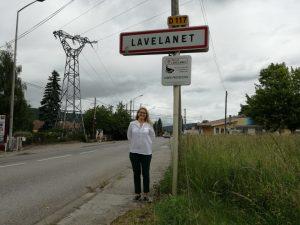Beatriz Costan en Lavelanet